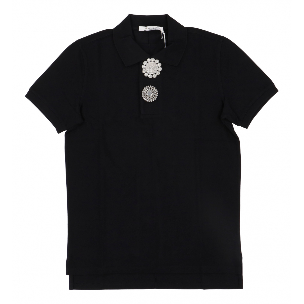 Givenchy \N Black Cotton Polo shirts for Men XS International