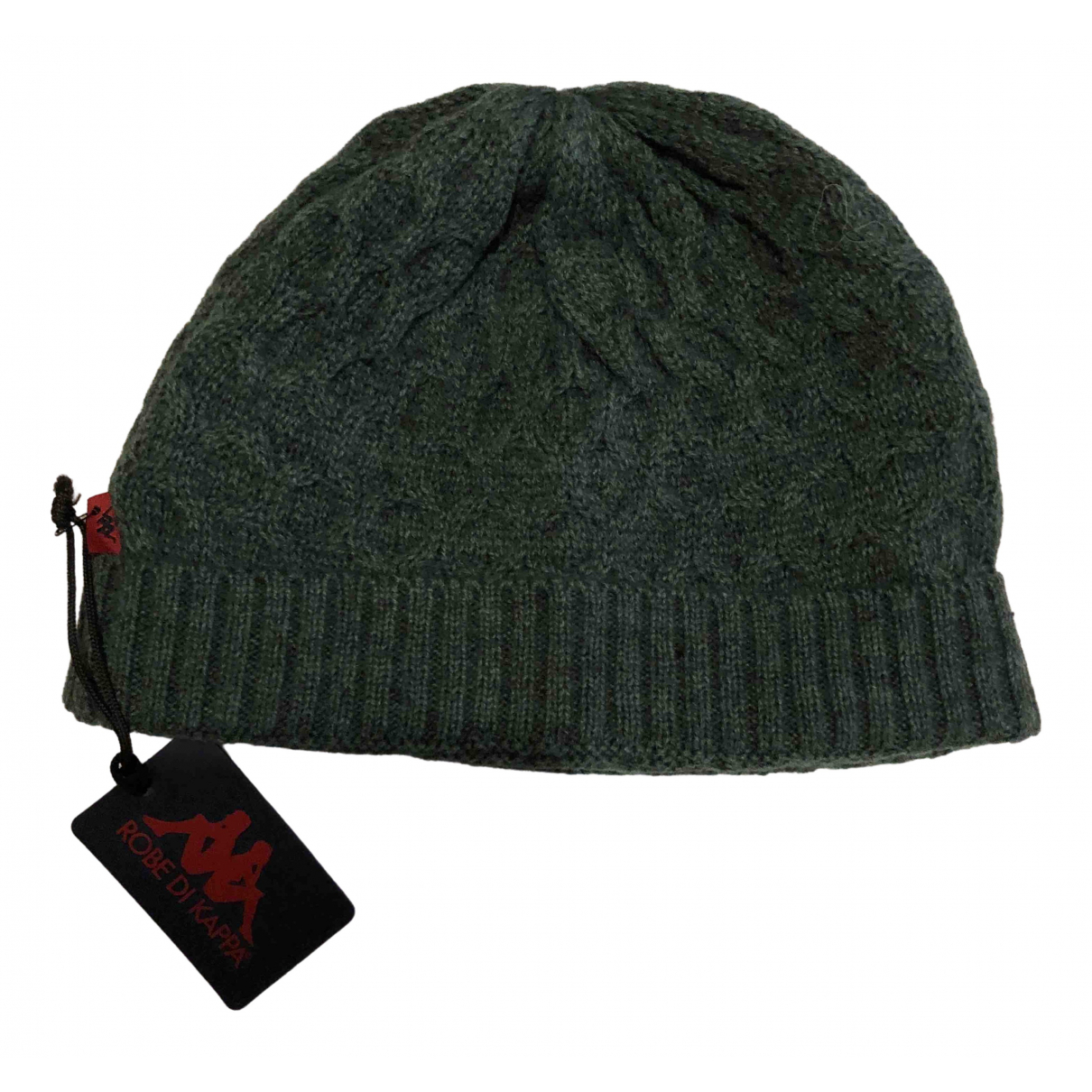 Kappa \N Green hat & pull on hat for Men L International