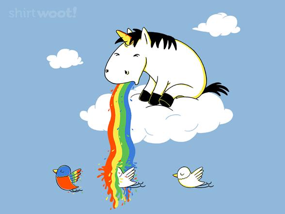 Magical Unicorn T Shirt