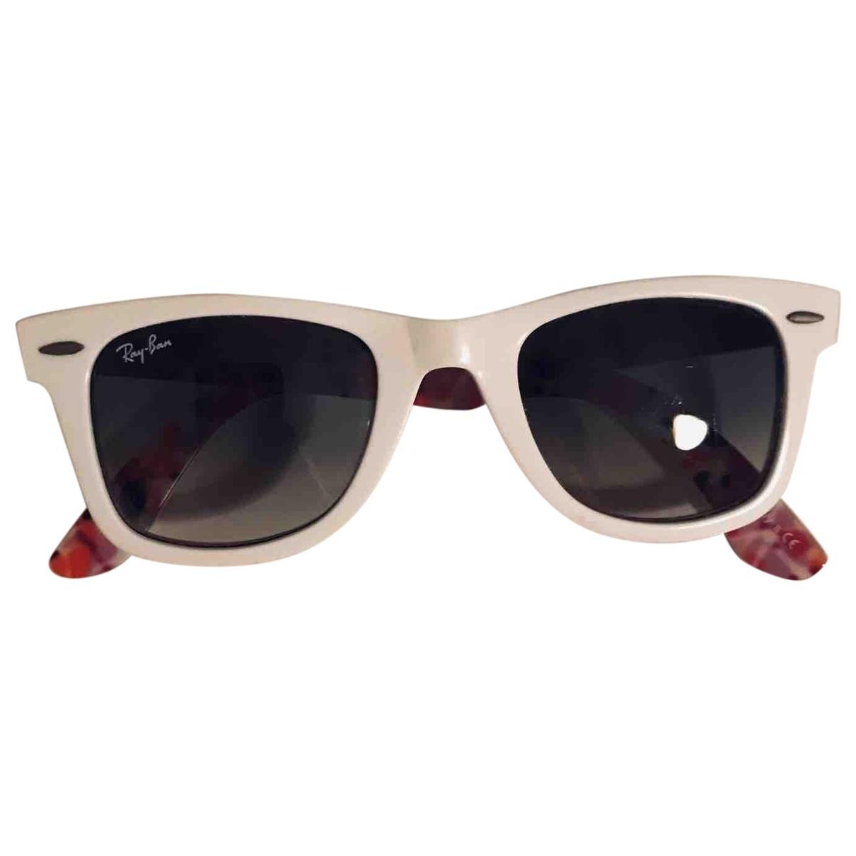 Ray-ban \N White Sunglasses for Women \N