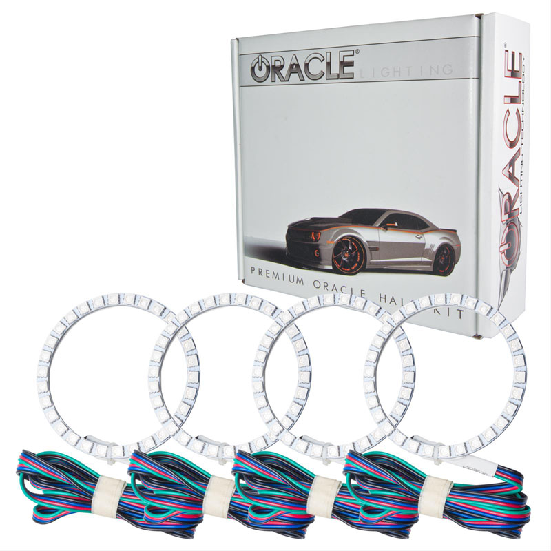 Oracle Lighting 2330-330 Maserati GranTurismo 2007-2014 ORACLE ColorSHIFT Halo Kit