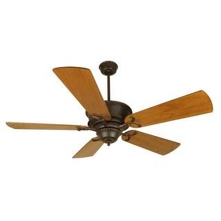Craftmade K10349 Riata 54 5 Blade Indoor Ceiling Fan - Blades - Aged Bronze (Aged Bronze)