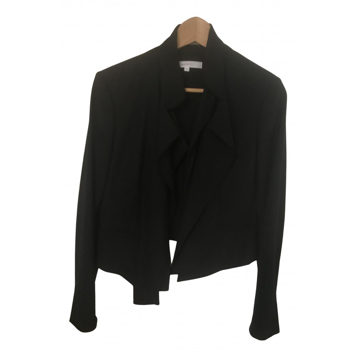 Vanessa Bruno - Veste   pour femme en laine - noir