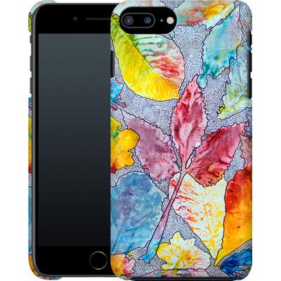 Apple iPhone 8 Plus Smartphone Huelle - Spring Drawing Meditation von Kaitlyn Parker