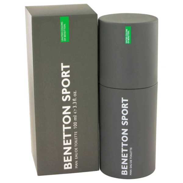 Benetton Sport - Benetton Eau de Toilette Spray 100 ML