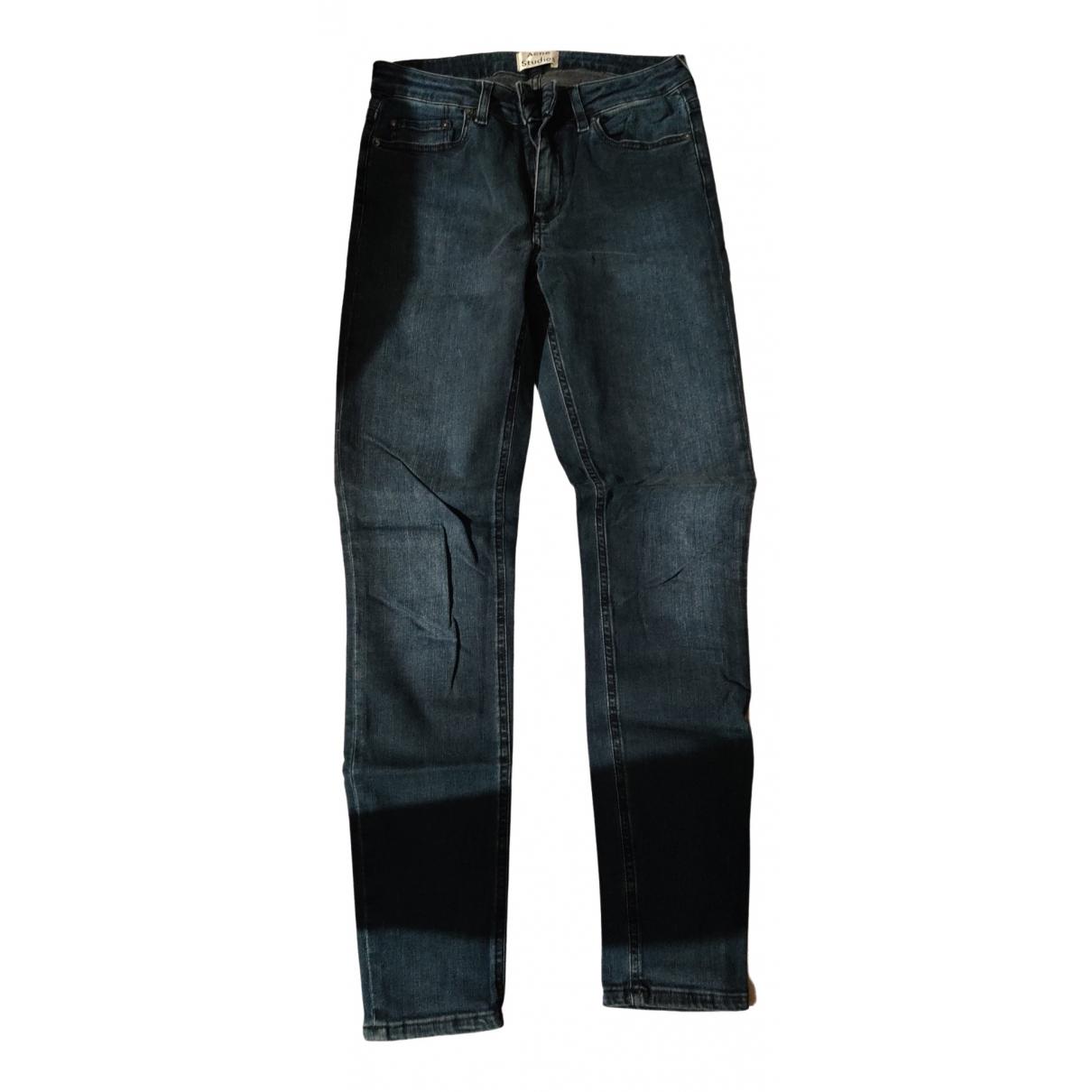 Pantalon recto Acne Studios
