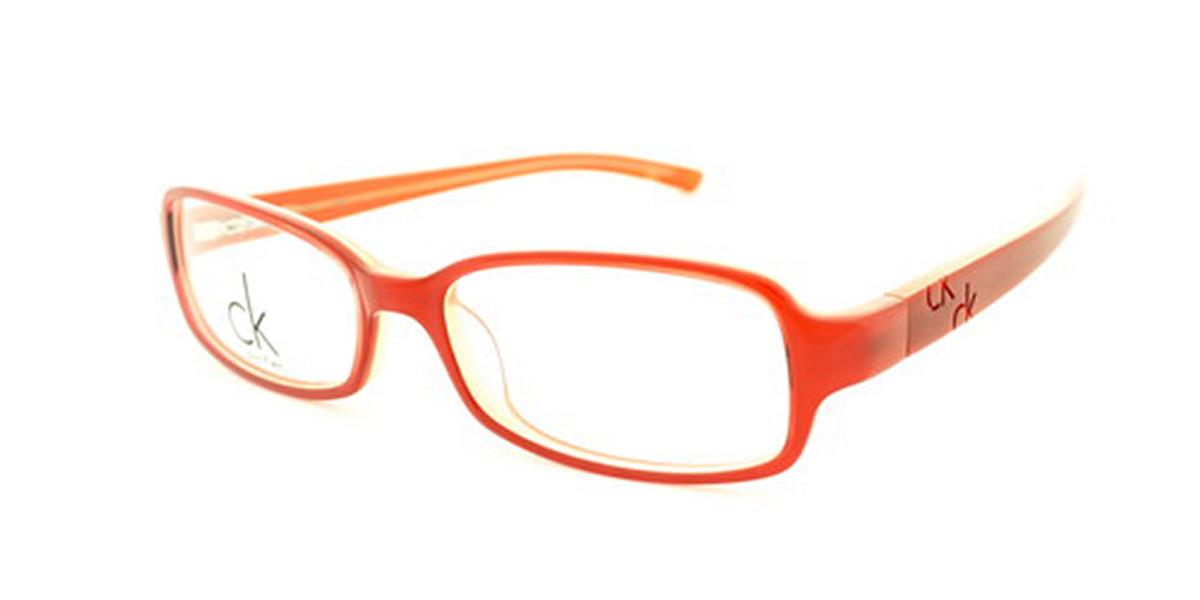 CK 5507 616 Men's Glasses Pink Size 52 - Free Lenses - HSA/FSA Insurance - Blue Light Block Available