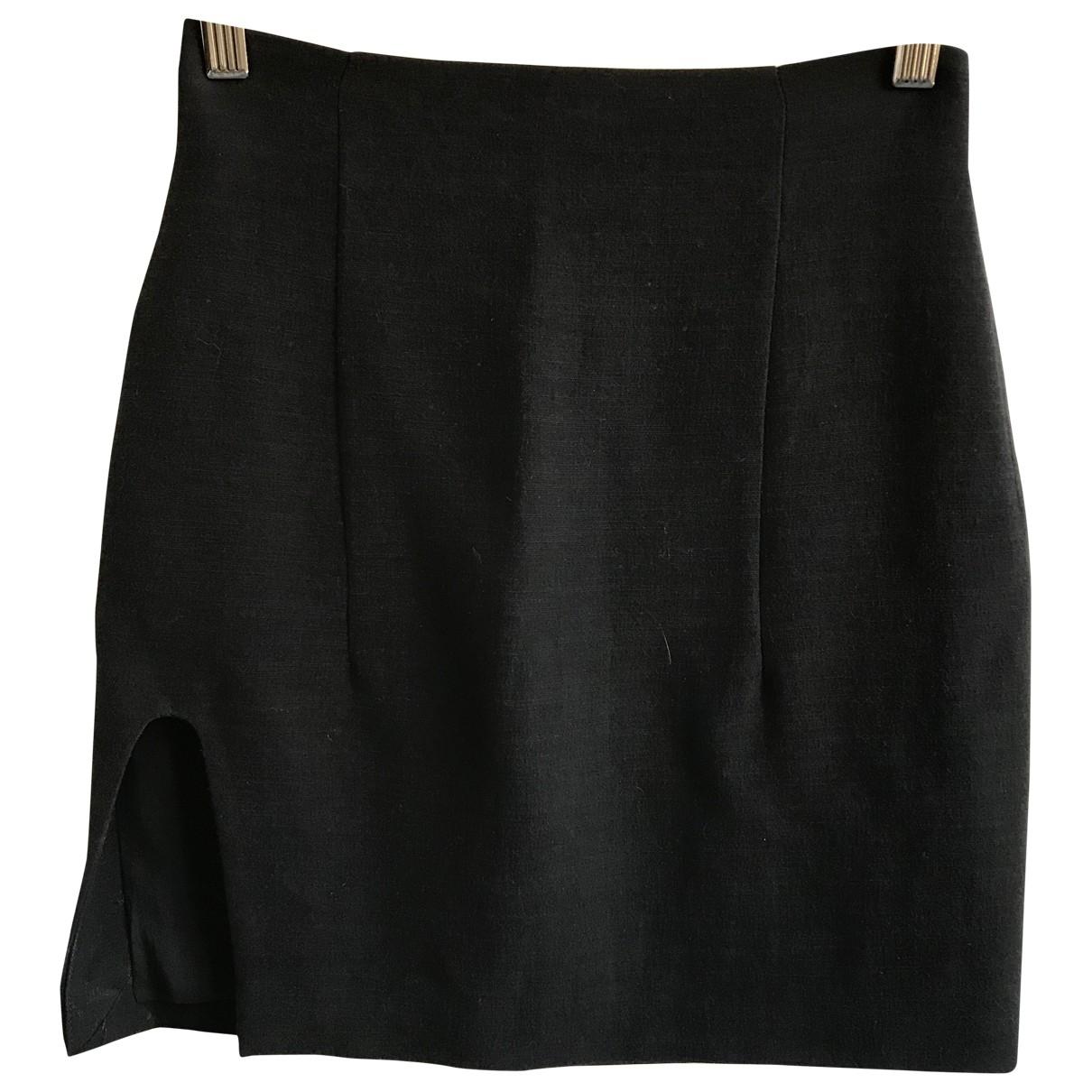 Zara \N Black skirt for Women XS International