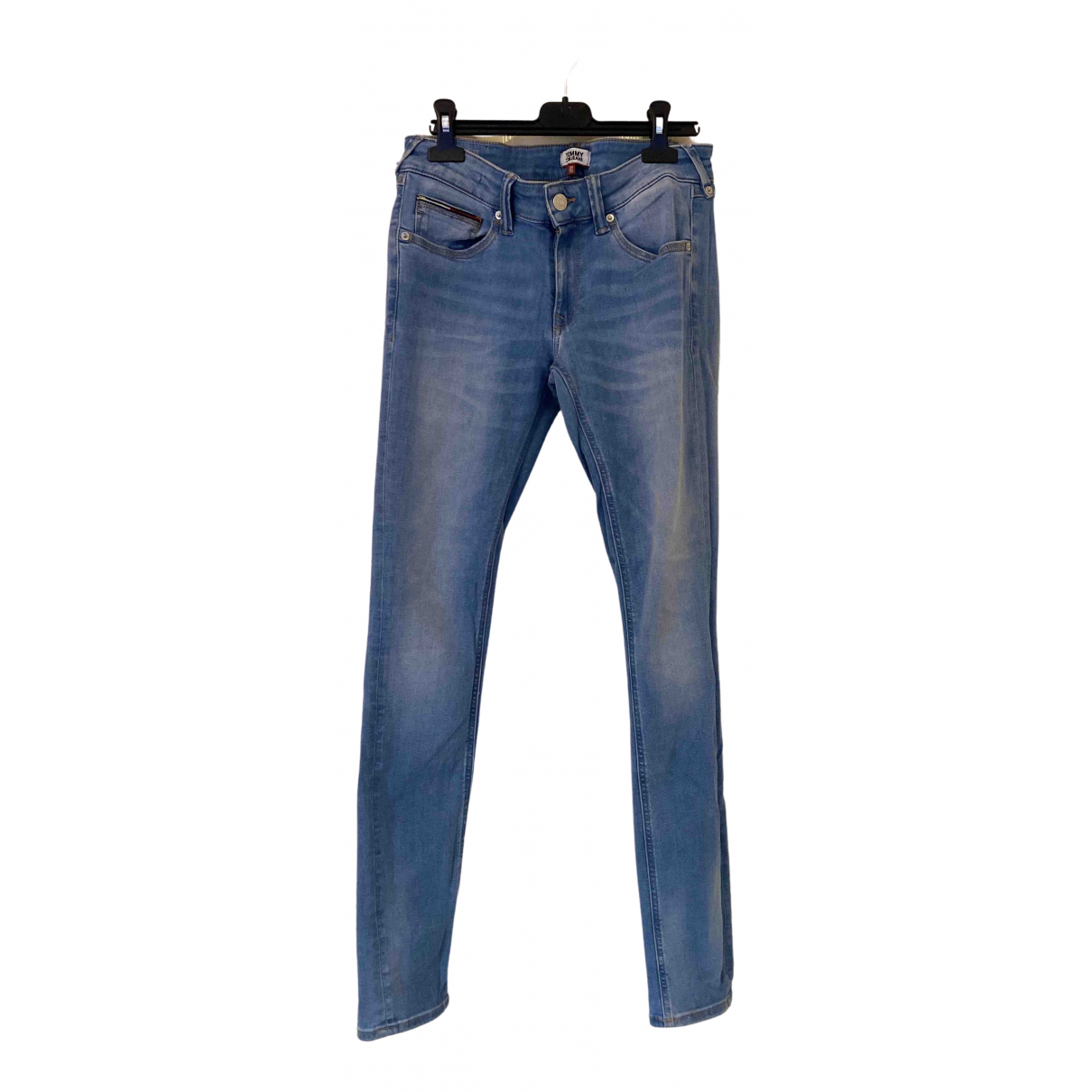 Tommy Jeans N Blue Denim - Jeans Jeans for Women 40 FR