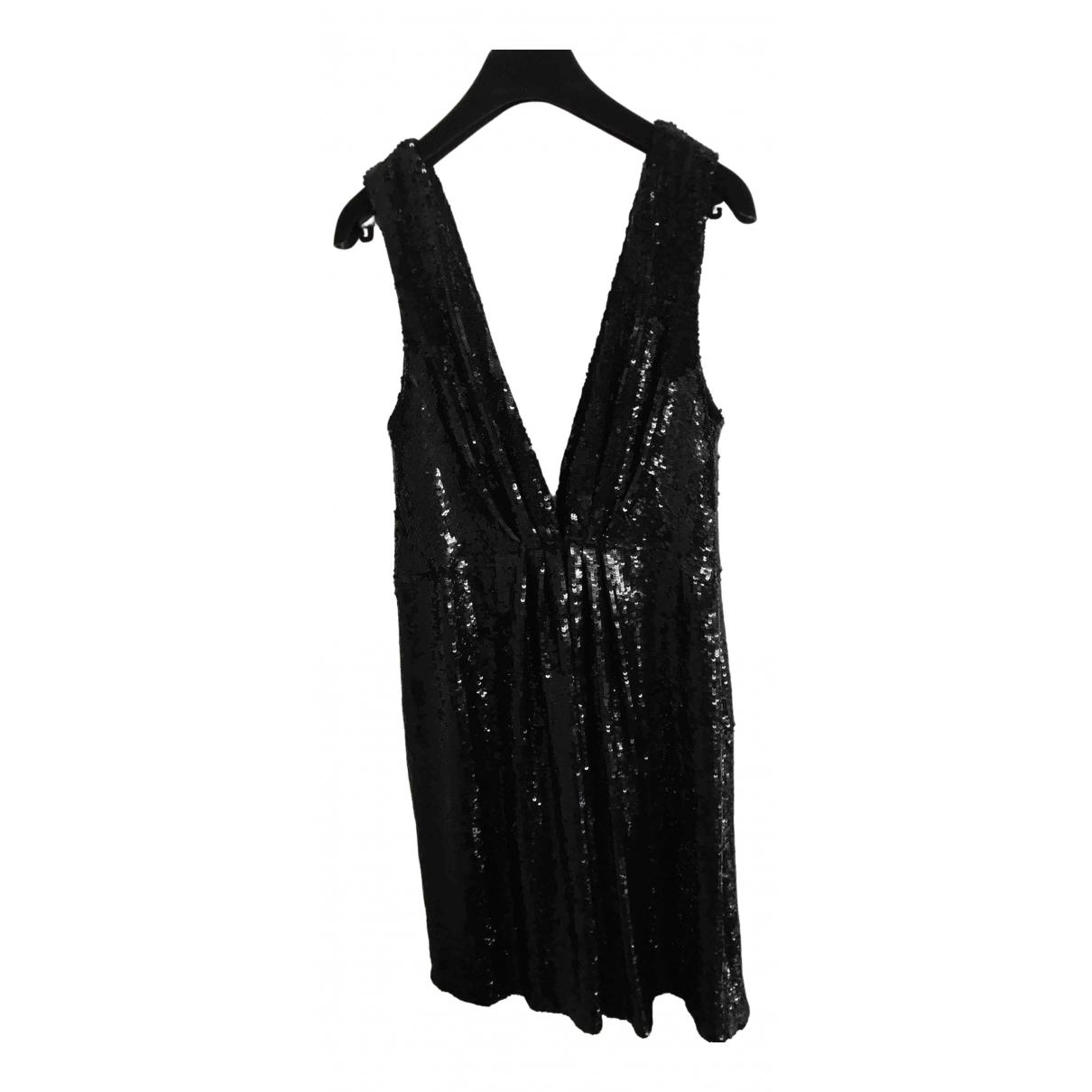 Joseph \N Kleid in  Schwarz Mit Pailletten