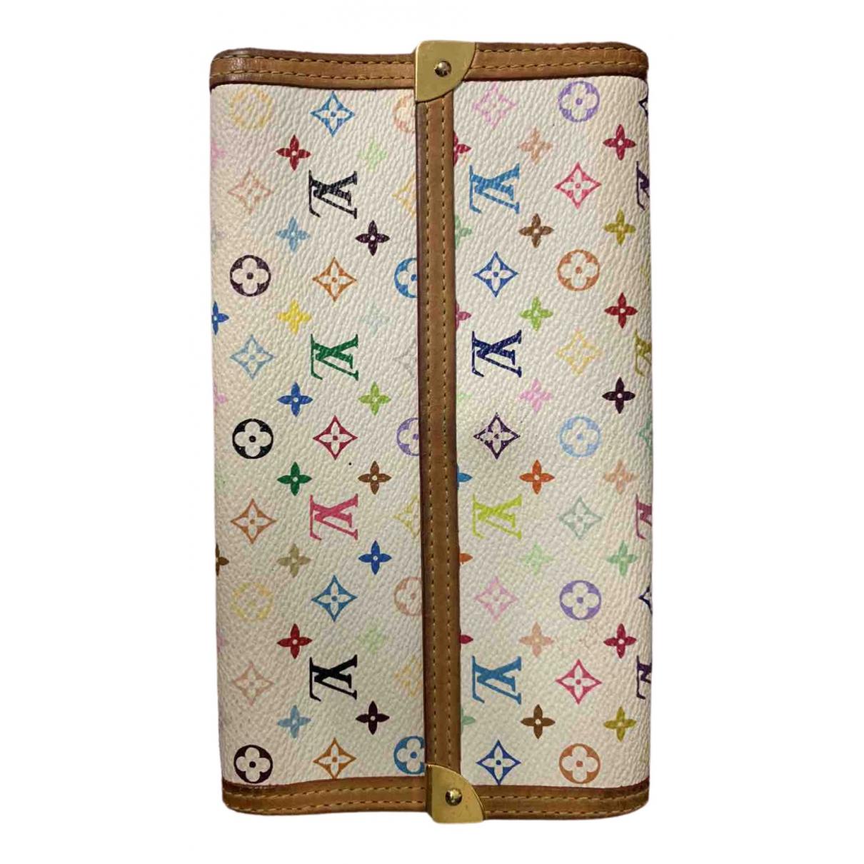 Louis Vuitton \N Multicolour Cloth wallet for Women \N
