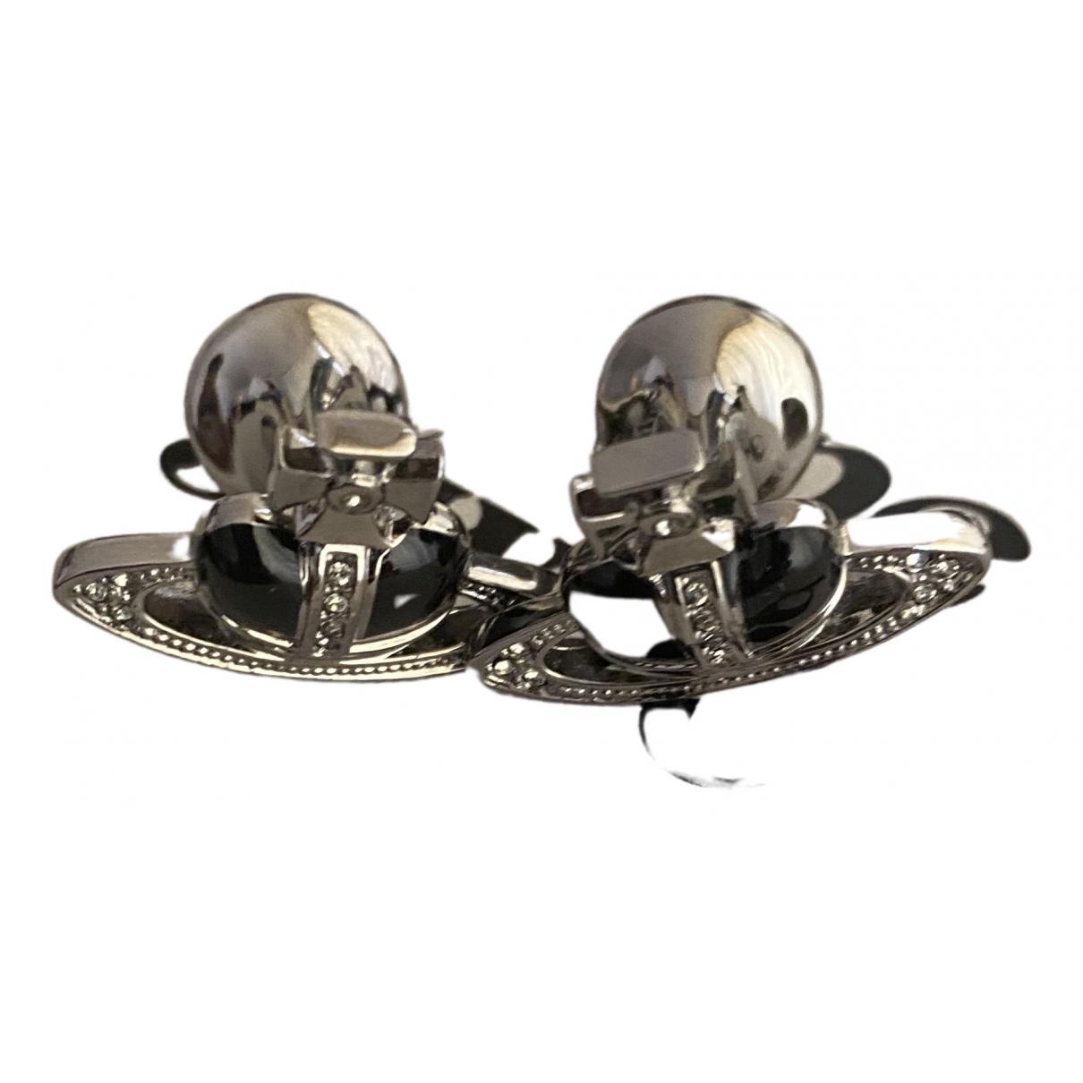 Vivienne Westwood \N Silver Metal Cufflinks for Men \N