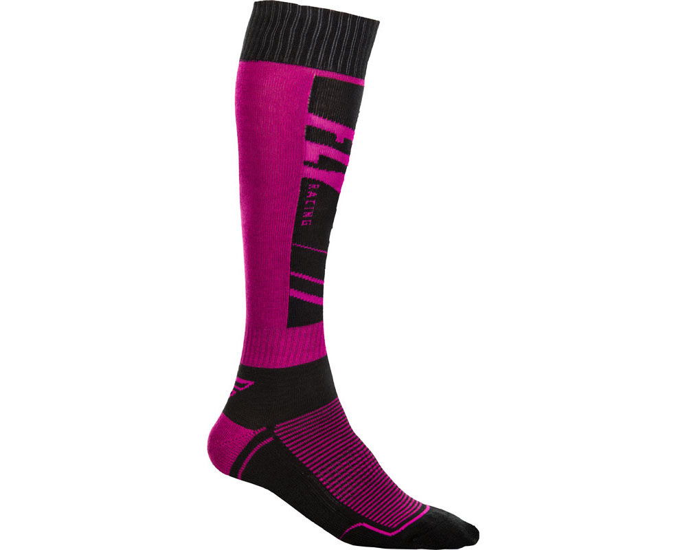 Fly Racing 350-0475S MX Socks Thick