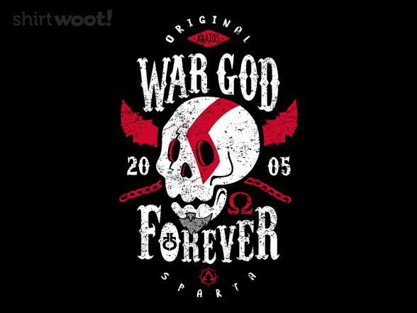 War God Forever T Shirt