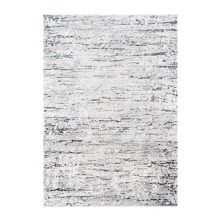Momeni Cannes 1 Rectangular Indoor Rugs, One Size , Gray