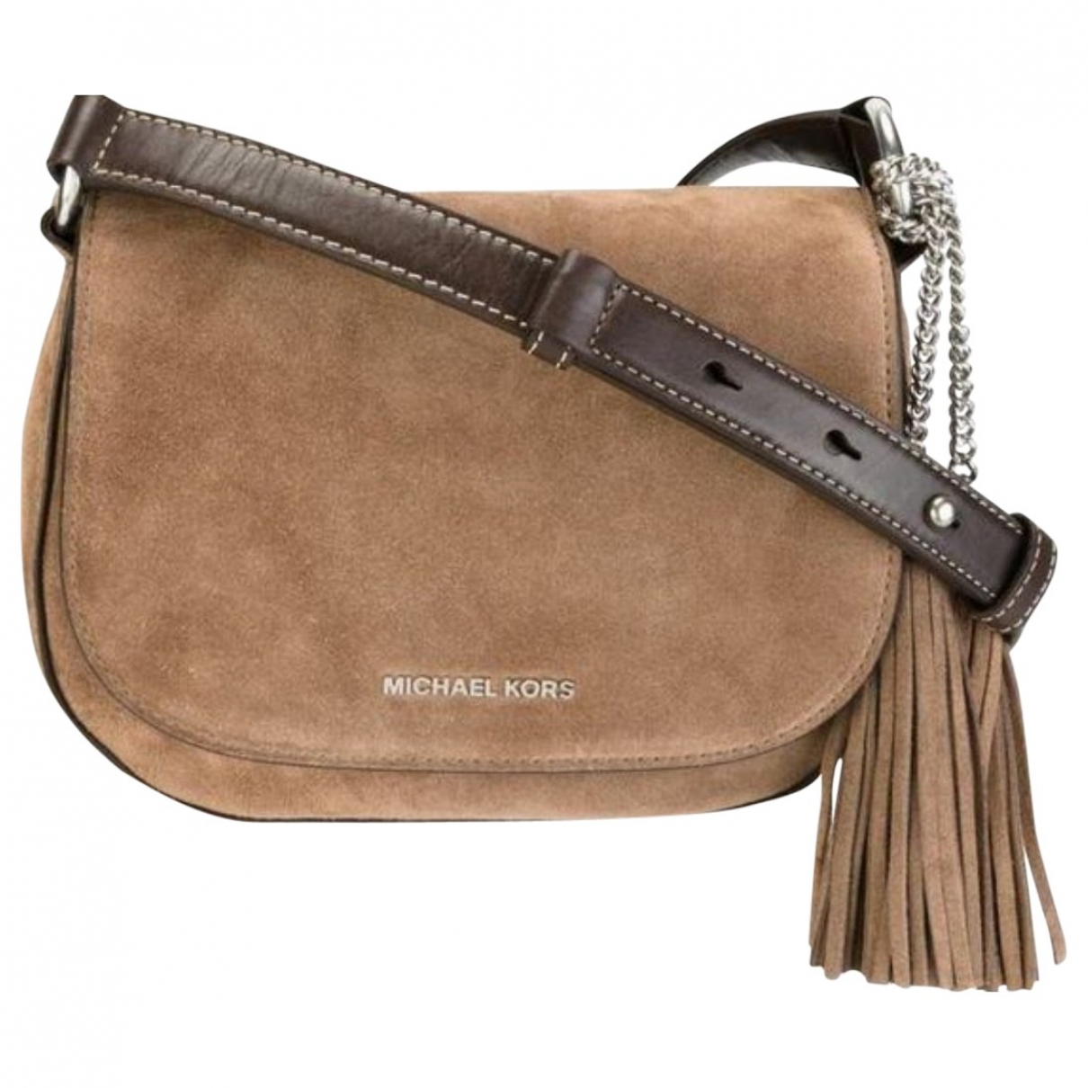 Michael Kors \N Brown Suede handbag for Women \N