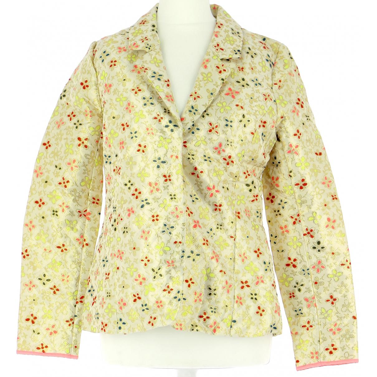 Manoush \N Gold jacket for Women 38 FR