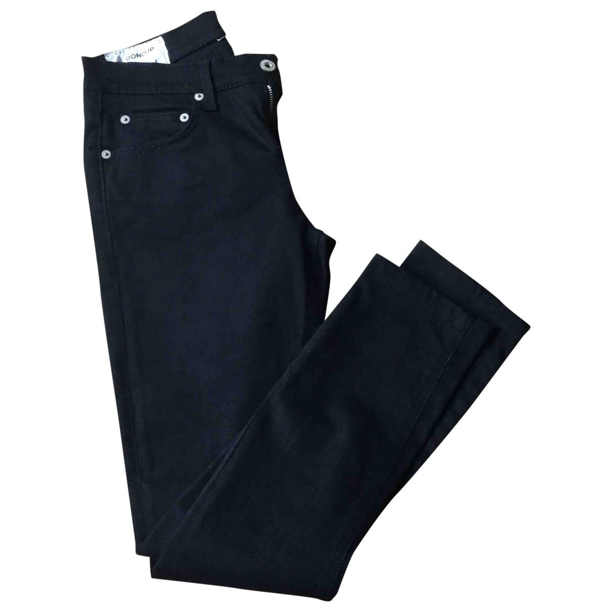 Pantalon recto Dondup
