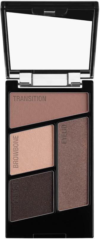 Color Icon Eyeshadow Quad - Silent Treatment