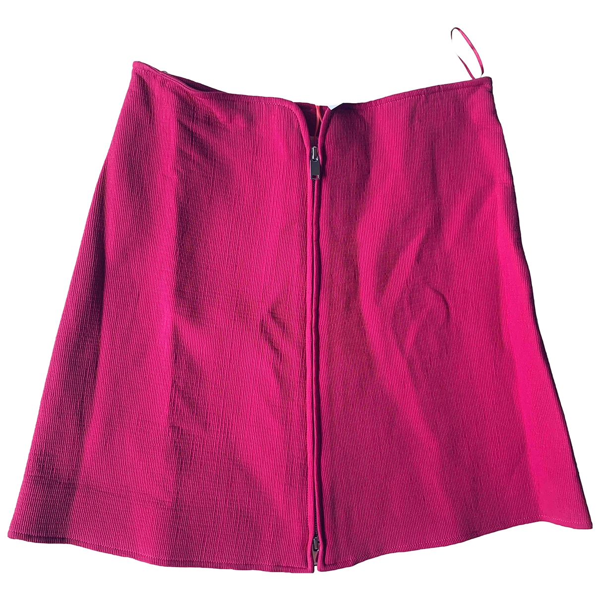 Mini falda Courreges