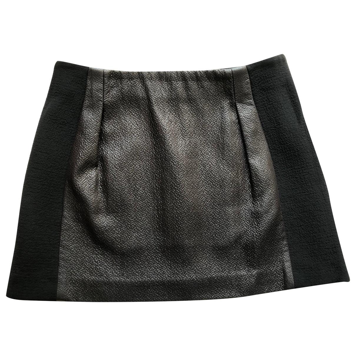 Balenciaga \N Black Wool skirt for Women 40 FR