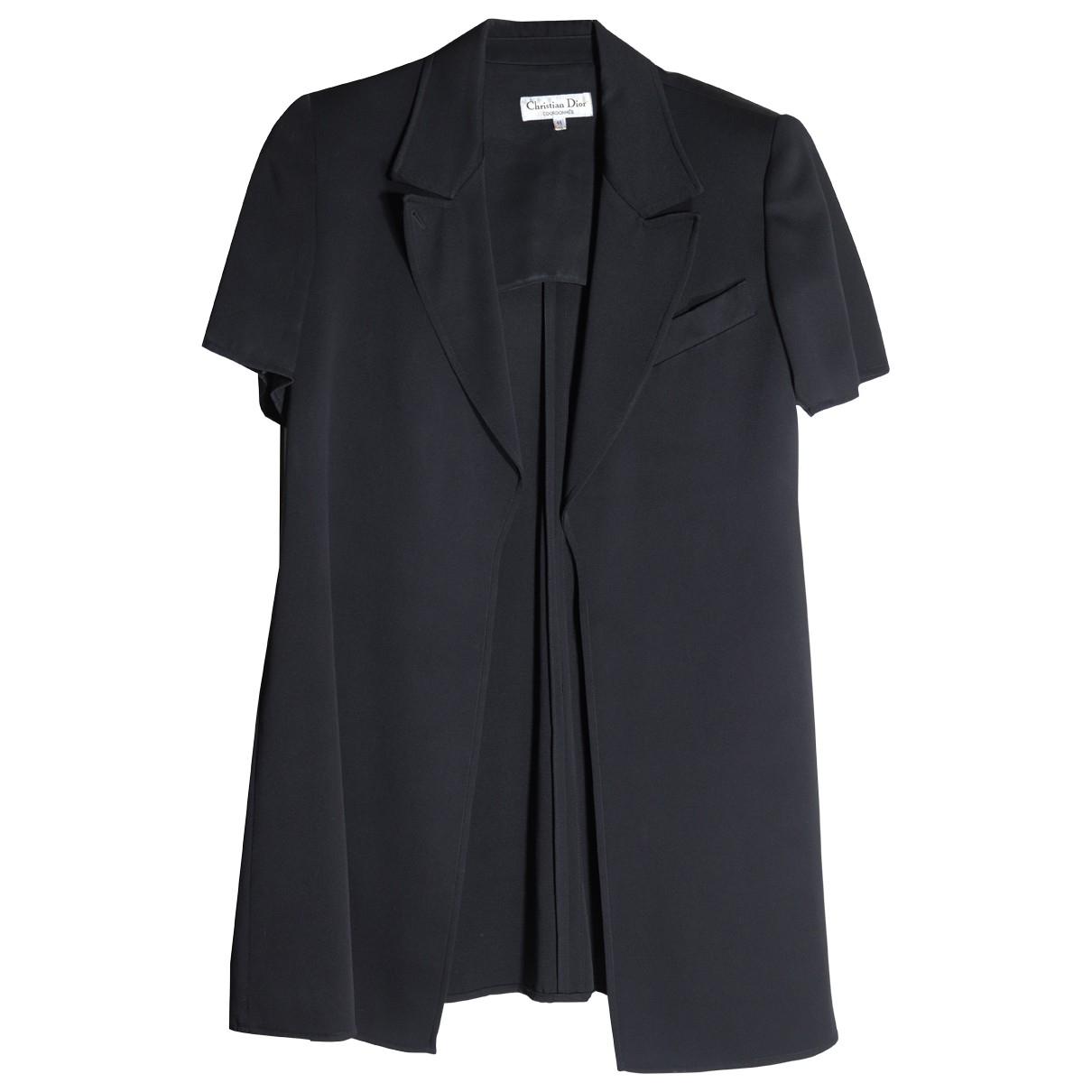Dior - Veste   pour femme - noir