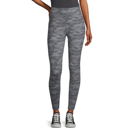 Flirtitude-Juniors Womens Legging, Xx-large , Gray
