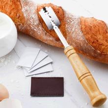 7 piezas cortador de pan con espada