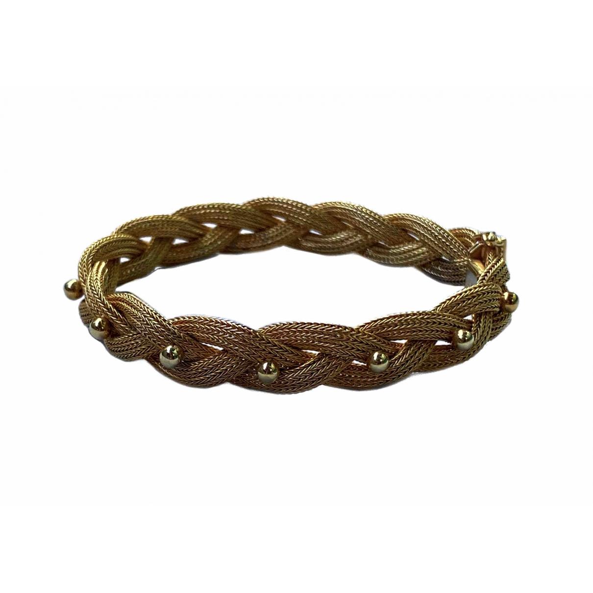 - Bracelet   pour femme en or jaune - jaune