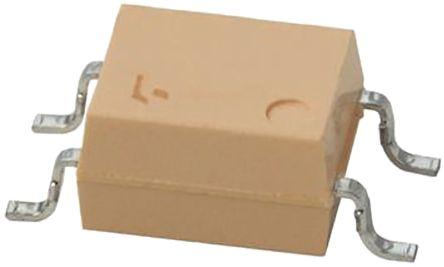 Toshiba , TLP3906(E(O DC Input Photodiode Output Optocoupler, Surface Mount, 4-Pin SOIC (10)