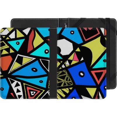 Pocketbook Touch Lux eBook Reader Huelle - Urban Reinaissance von Barruf
