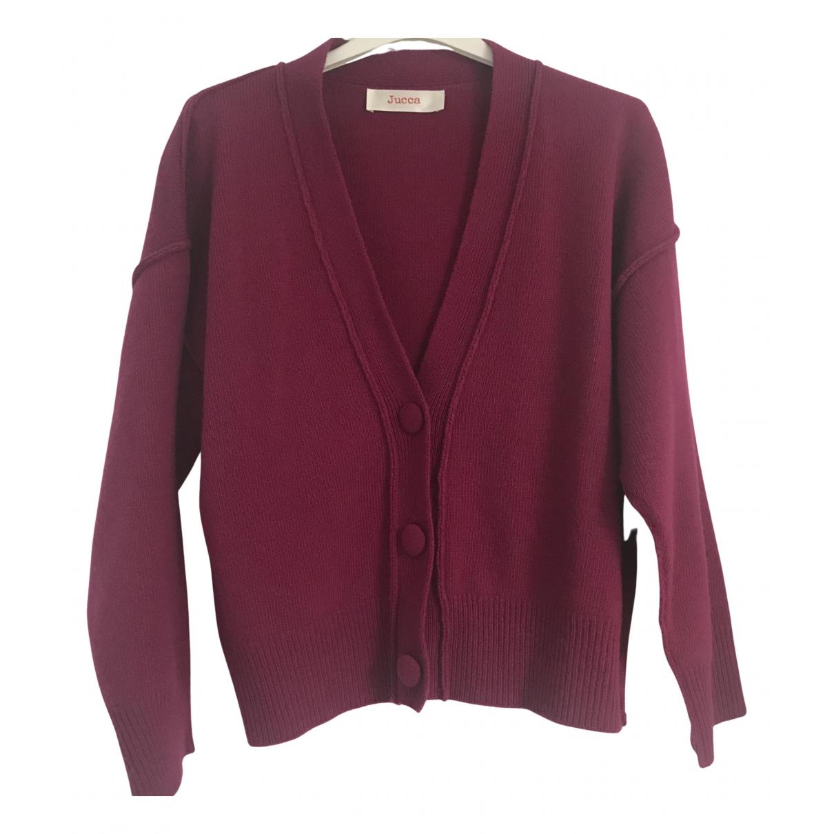 Jucca N Wool Knitwear for Women 36 IT