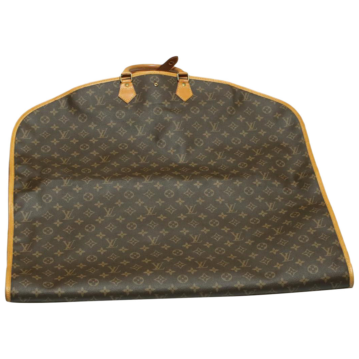 Bolso 48h de Lona Louis Vuitton