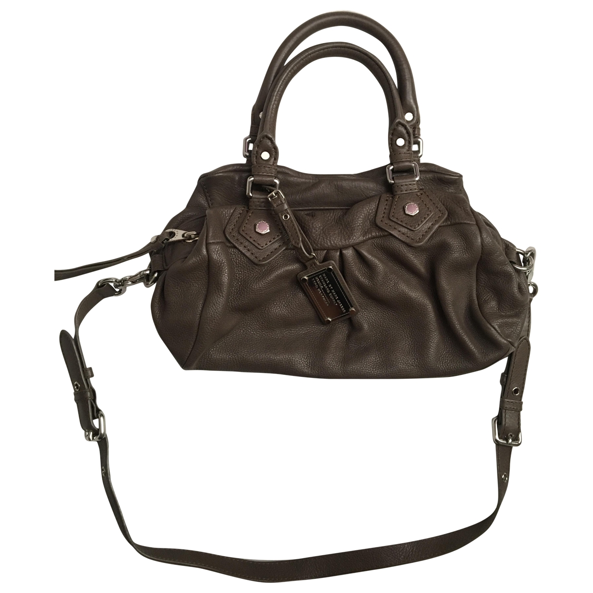 Marc By Marc Jacobs Classic Q Leather handbag for Women \N
