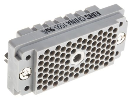 EDAC , 516 90 Way Heavy Duty Power Connector Socket