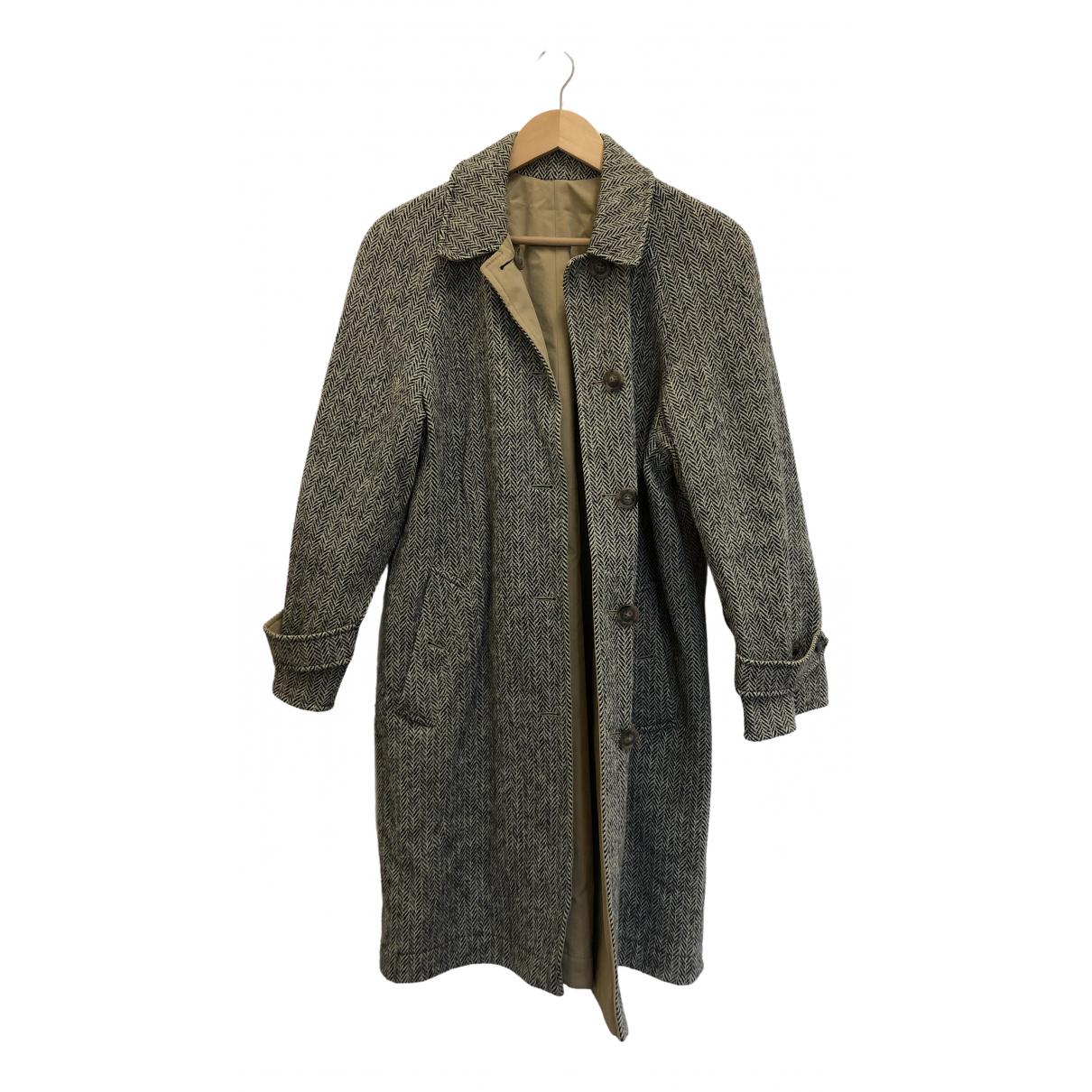 Ralph Lauren - Manteau   pour femme en laine - gris