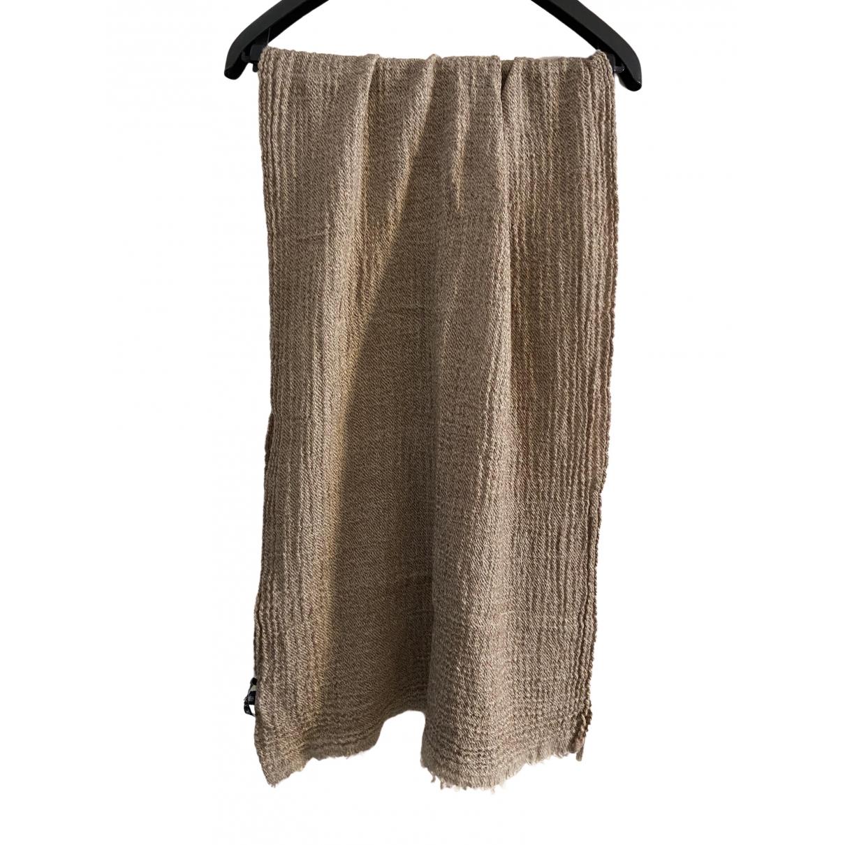 Tiger Of Sweden \N Brown Wool scarf for Women \N