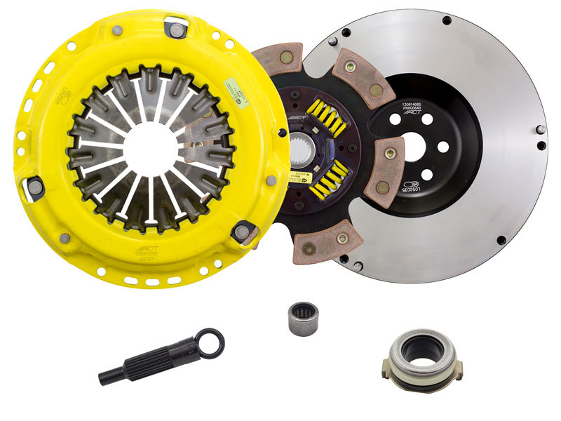 ACT ZX5-HDG6 HD/Race Sprung 6 Pad Clutch Kit Mazda 3 07-13