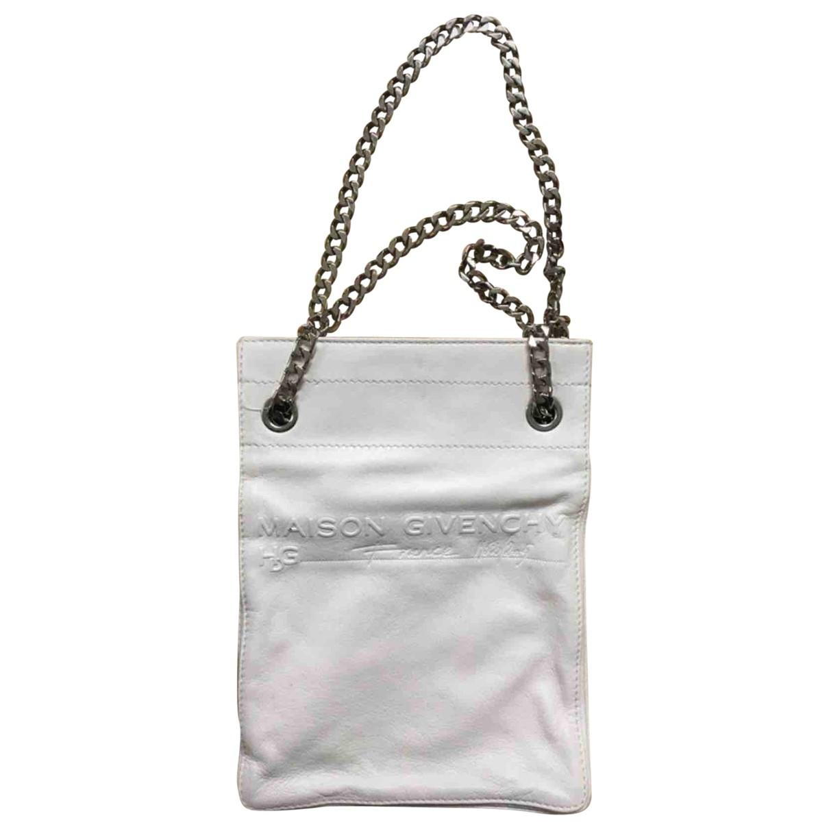 Givenchy \N Handtasche in  Rosa Leder