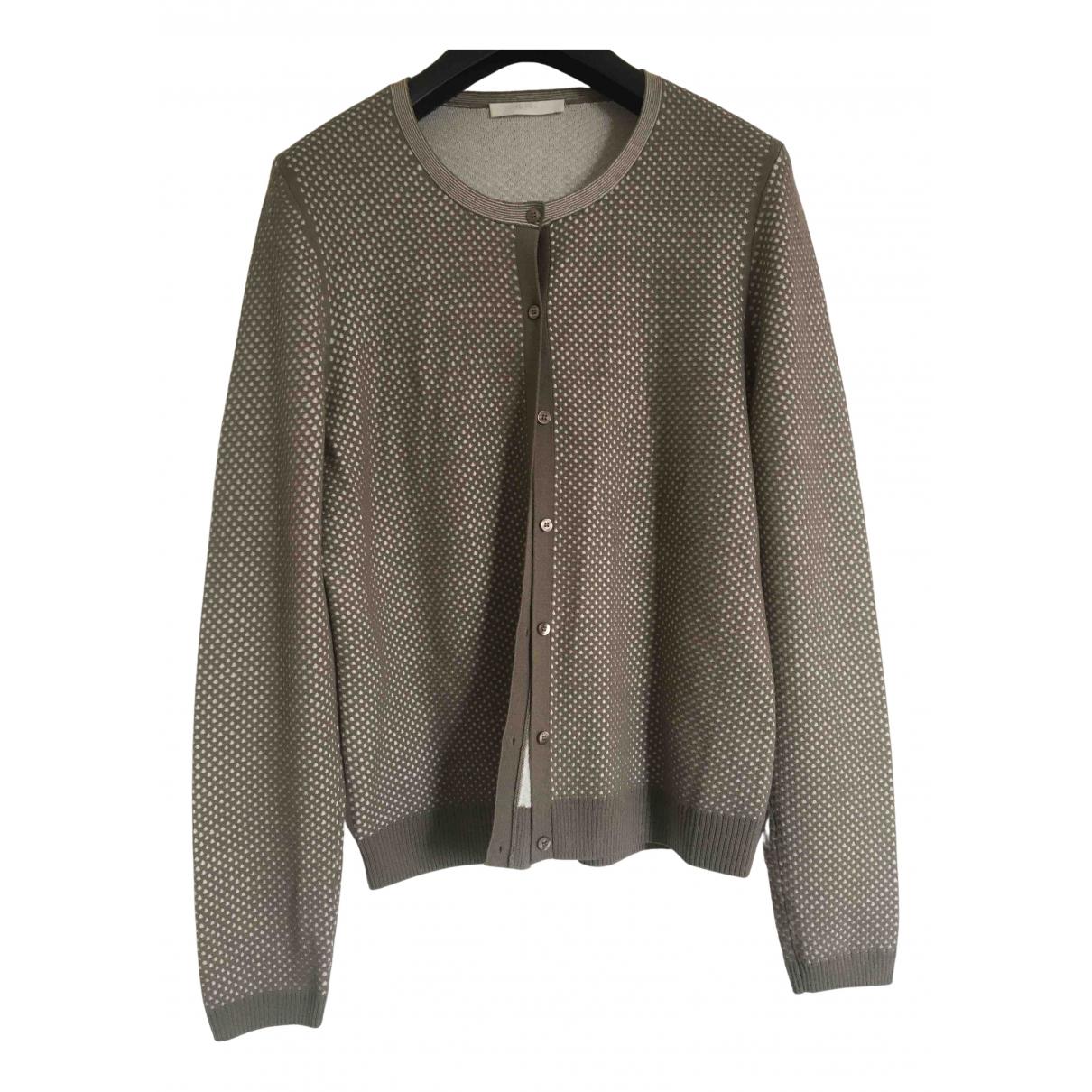 Boss N Beige Wool Knitwear for Women L International