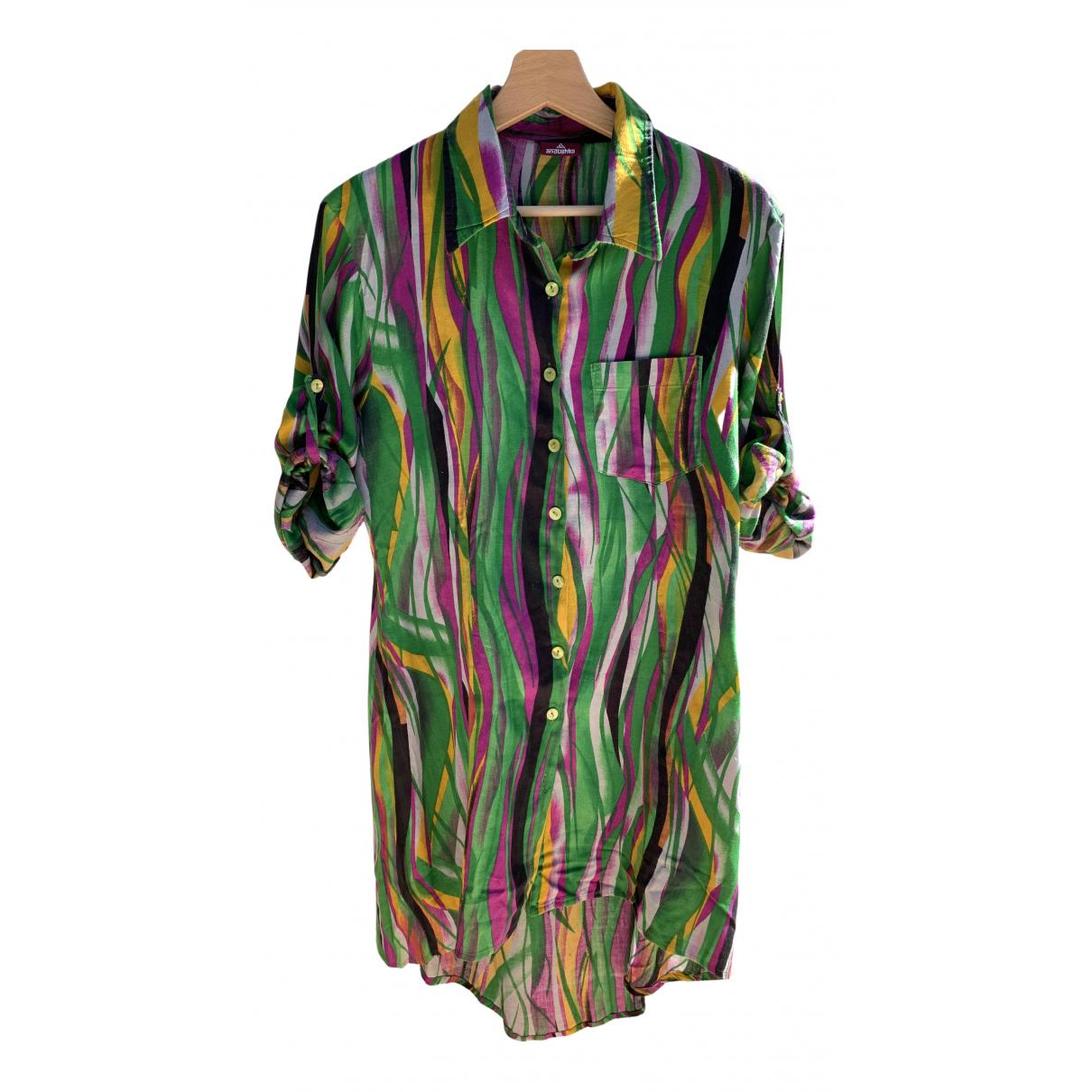 Annoushka \N Kleid in  Bunt Baumwolle