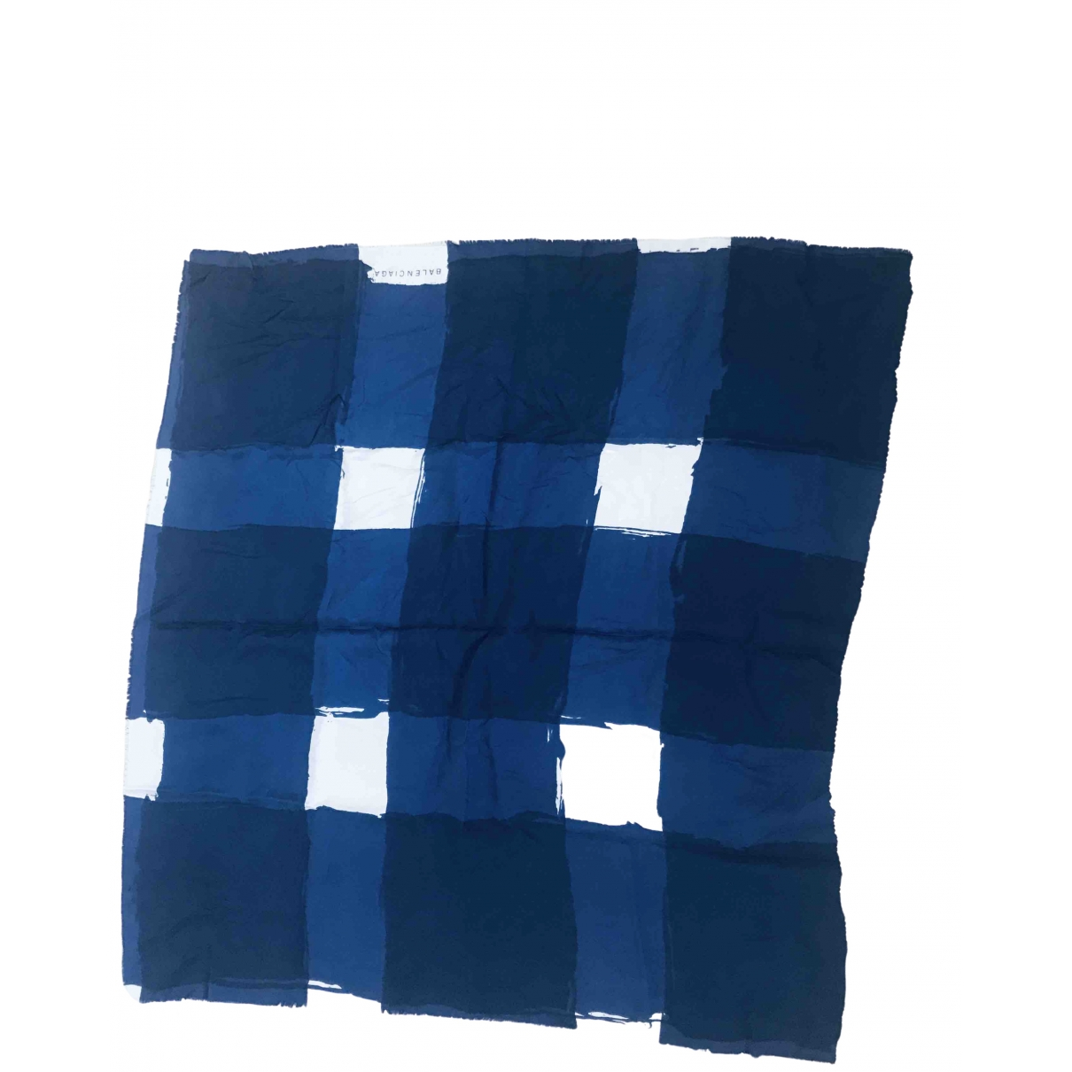 Pañuelo / bufanda de Seda Balenciaga