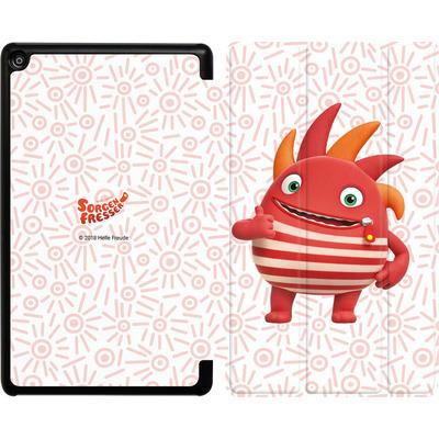 Amazon Fire HD 8 (2018) Tablet Smart Case - Sorgenfresser Flamm von Sorgenfresser