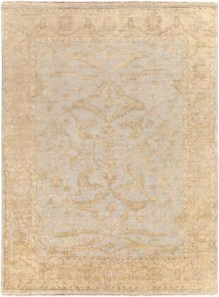 Hillcrest HIL-9010 8' x 11' Rectangle Traditional Rug in
