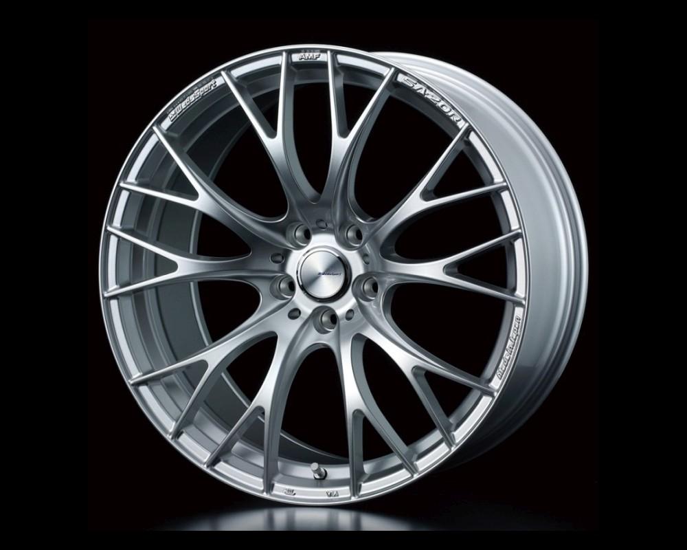 Weds SA-20R Wheel WedsSport 19x9.5 5x114.3 48mm