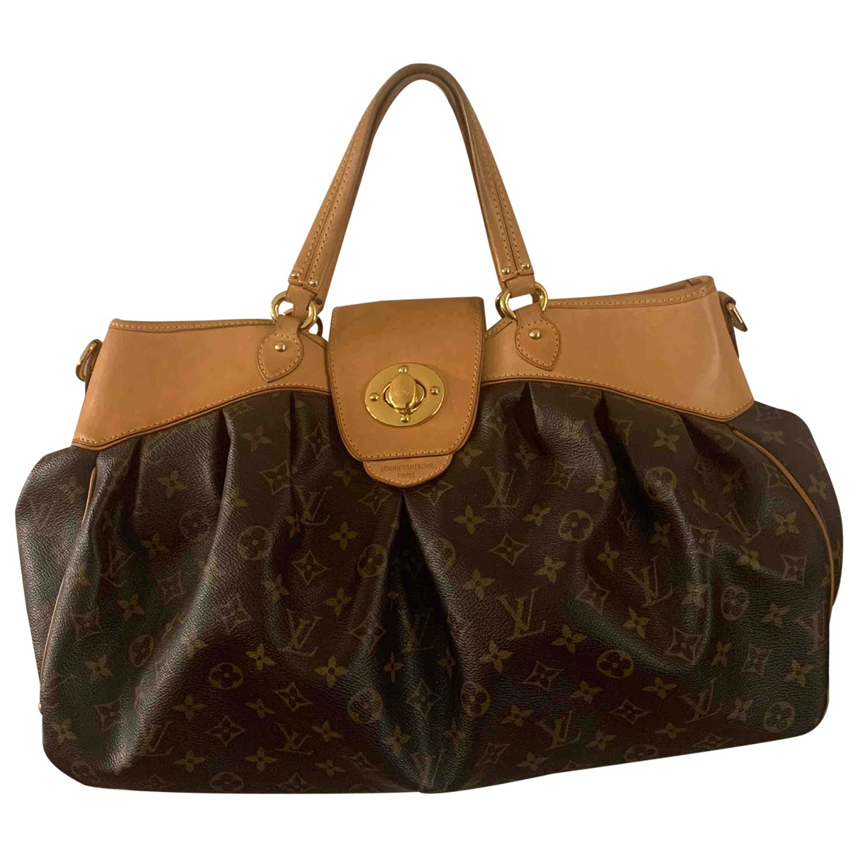 Louis Vuitton Boetie Multicolour Leather handbag for Women N