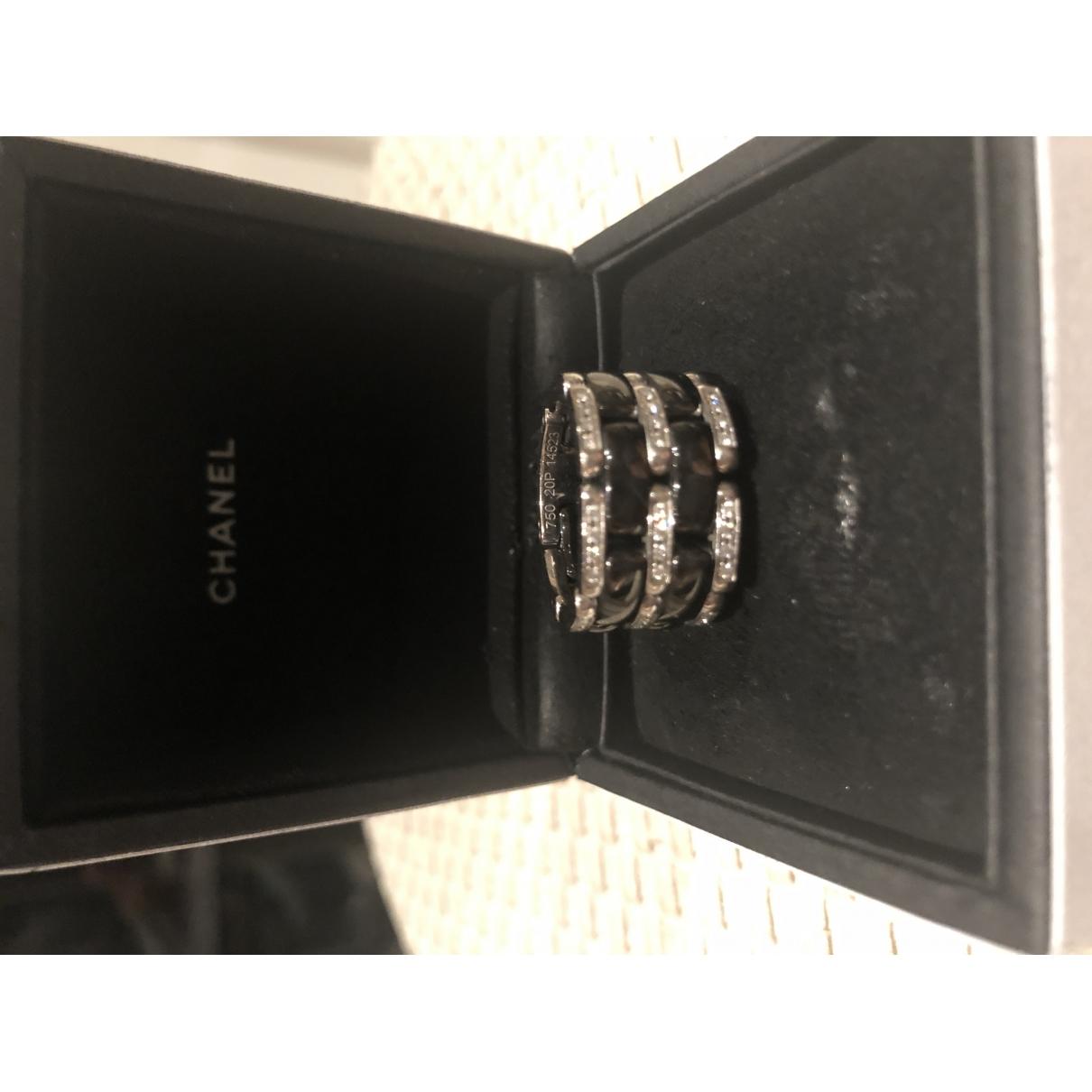 Anillo Ultra de Oro blanco Chanel