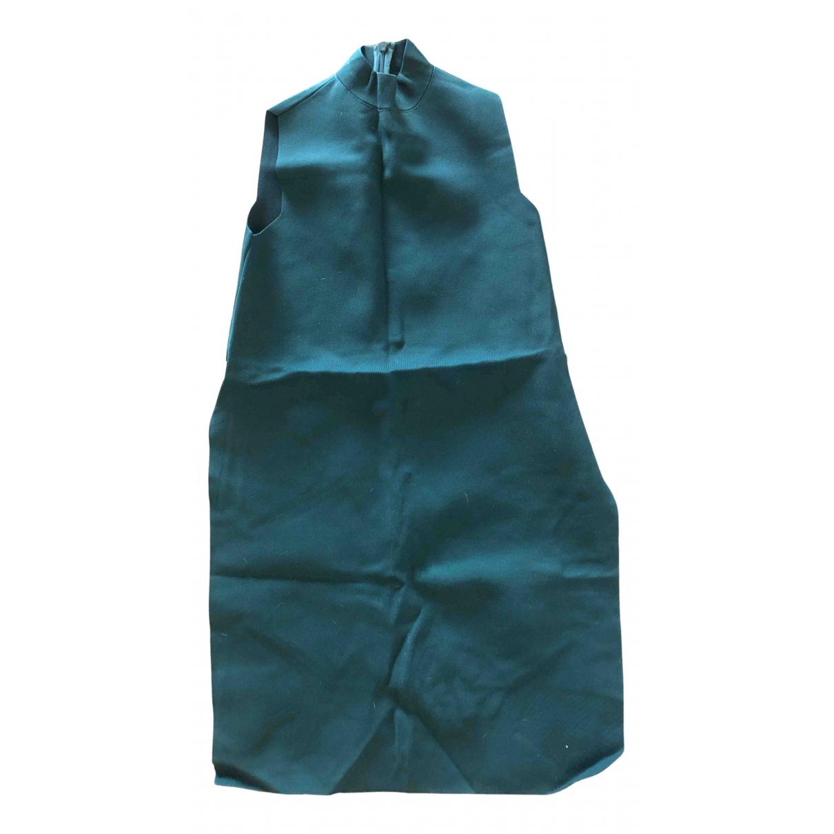 Marni - Top   pour femme en coton - vert