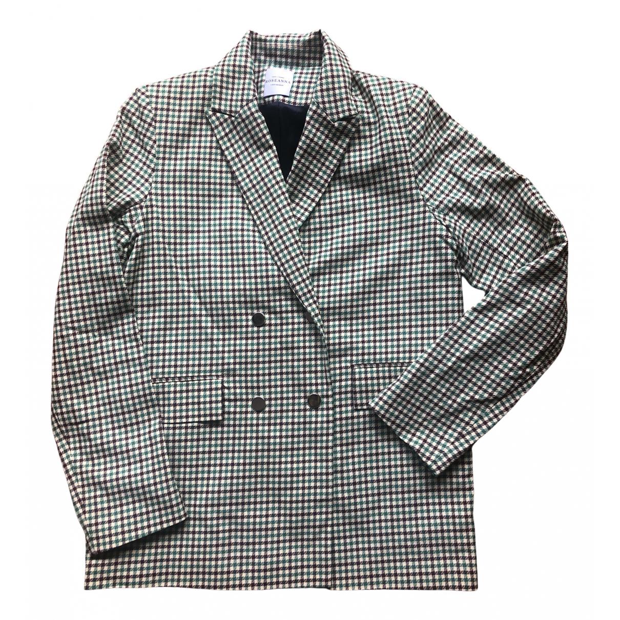Roseanna \N Multicolour jacket for Women 34 FR