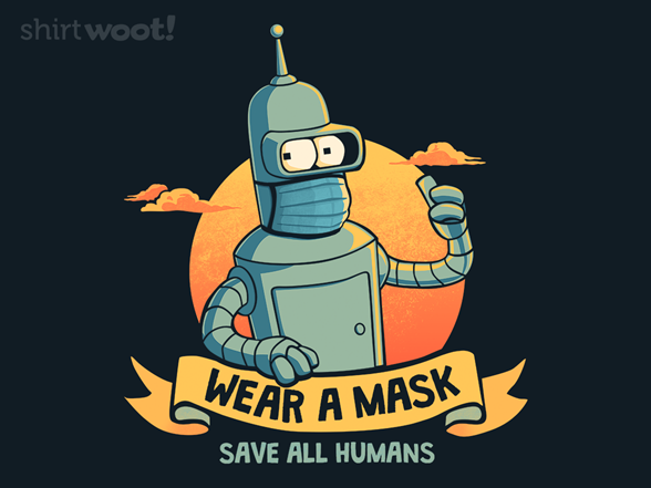 Save All Humans T Shirt